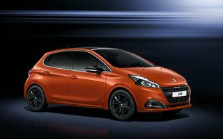 Peugeot 208 și 308 Tech Edition: pachet special cu sisteme de siguranță