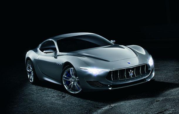 Schimbare de strategie la Maserati: italienii vor lansa un model Alfieri 100% electric, încă un SUV și vor renunța complet la diesel până în 2022 - Poza 1