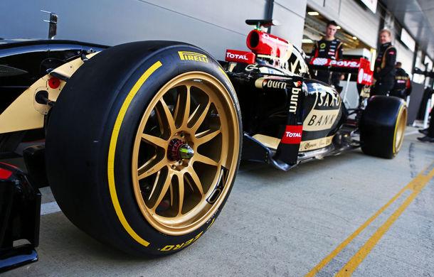 """Formula 1 vrea să introducă pneuri cu jante de 18 inch din 2021: """"Măsura face parte din pachetul de schimbări pregătite"""" - Poza 1"""