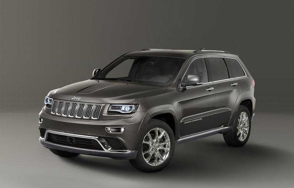 Noua generație Jeep Grand Cherokee, în cel mult 5 ani: viitorul SUV va fi construit pe aceeași platformă cu Giulia și Stelvio de la Alfa Romeo - Poza 1