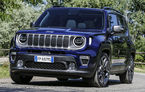 Primele imagini cu Jeep Renegade facelift: design mai modern pentru SUV-ul subcompact