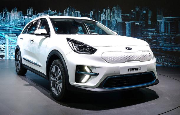 Kia oferă detalii noi despre Niro EV: SUV-ul electric împrumută motorul de 204 CP de pe Hyundai Kona Electric - Poza 1