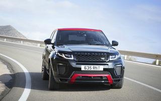 Versiunea cu 3 uși a lui Range Rover Evoque a fost scoasă din producție: varianta cu 5 uși generează 95% din vânzări