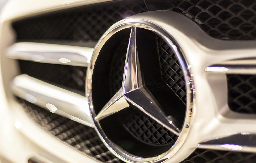 Decizia autorităților germane în cazul emisiilor diesel Mercedes: 774.000 de vehicule din Europa vor fi chemate în service pentru actualizarea softului motoarelor - Poza 1