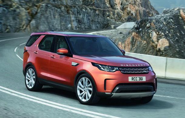Jaguar Land Rover continuă reorganizarea în Marea Britanie: producția Land Rover Discovery va fi mutată în Slovacia - Poza 1