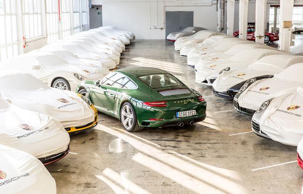REPORTAJ: Cum a fost la petrecerea Porsche 70 de ani - Poza 48