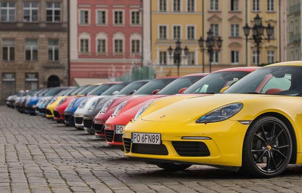 REPORTAJ: Cum a fost la petrecerea Porsche 70 de ani - Poza 4