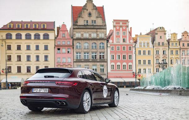 REPORTAJ: Cum a fost la petrecerea Porsche 70 de ani - Poza 8