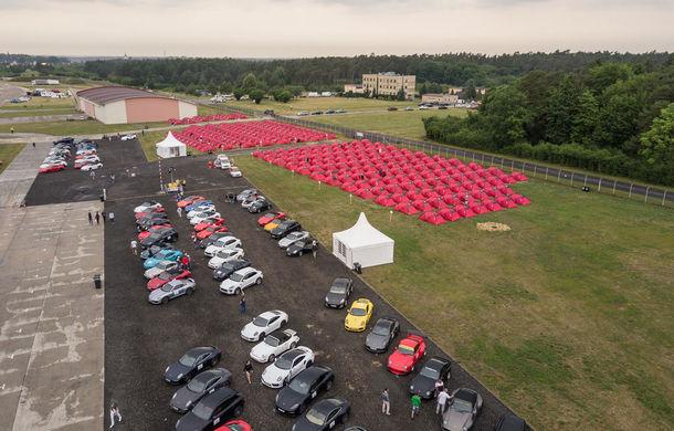 REPORTAJ: Cum a fost la petrecerea Porsche 70 de ani - Poza 31