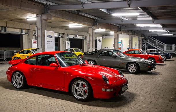 REPORTAJ: Cum a fost la petrecerea Porsche 70 de ani - Poza 22