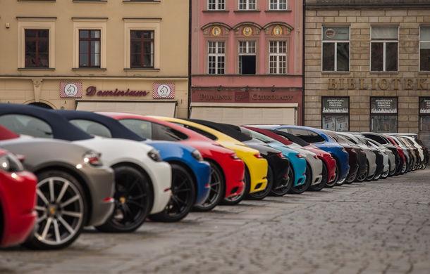 REPORTAJ: Cum a fost la petrecerea Porsche 70 de ani - Poza 3