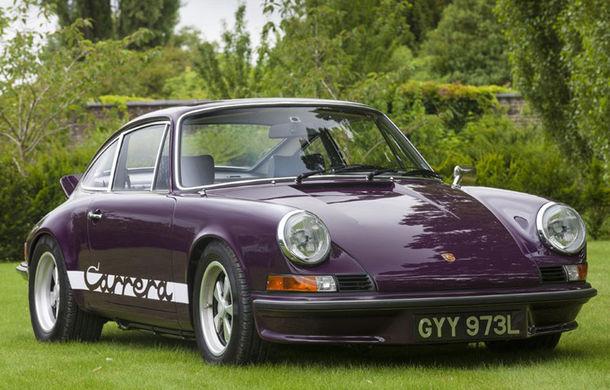 REPORTAJ: Cum a fost la petrecerea Porsche 70 de ani - Poza 47