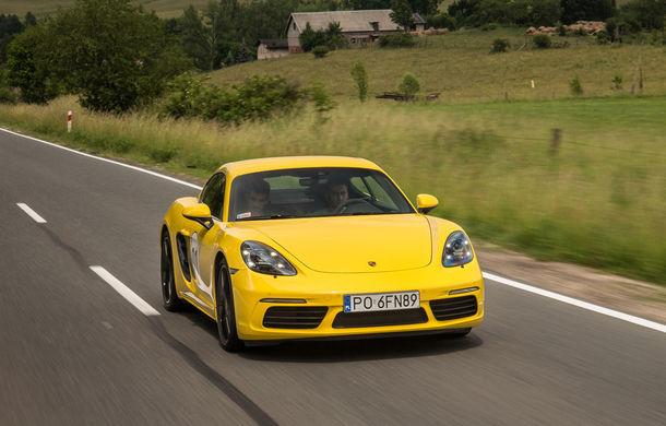 REPORTAJ: Cum a fost la petrecerea Porsche 70 de ani - Poza 12