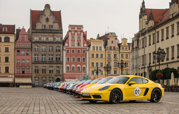 REPORTAJ: Cum a fost la petrecerea Porsche 70 de ani - Poza 1