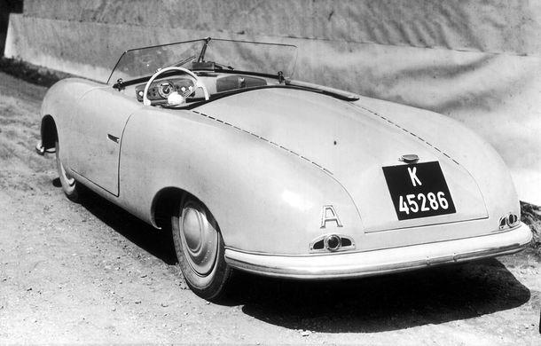 REPORTAJ: Cum a fost la petrecerea Porsche 70 de ani - Poza 41