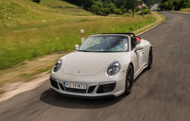 REPORTAJ: Cum a fost la petrecerea Porsche 70 de ani - Poza 14