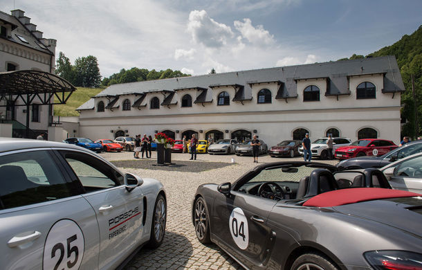 REPORTAJ: Cum a fost la petrecerea Porsche 70 de ani - Poza 18