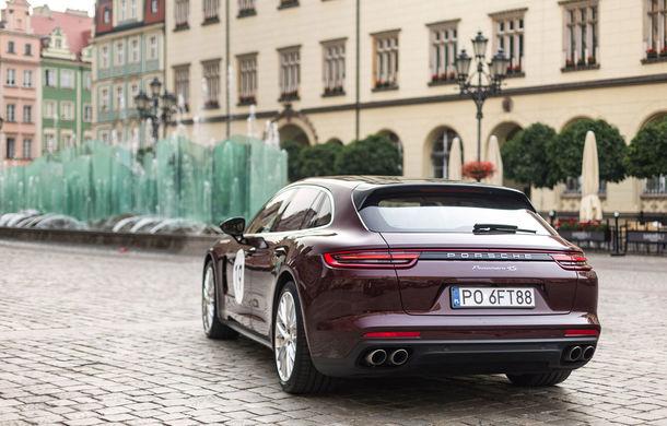 REPORTAJ: Cum a fost la petrecerea Porsche 70 de ani - Poza 6