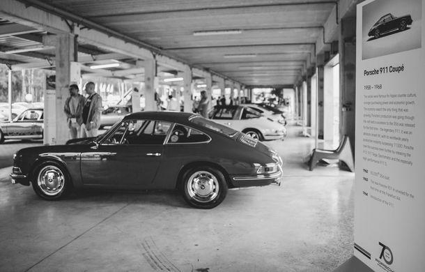 REPORTAJ: Cum a fost la petrecerea Porsche 70 de ani - Poza 23