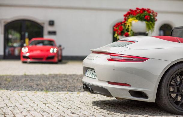 REPORTAJ: Cum a fost la petrecerea Porsche 70 de ani - Poza 13
