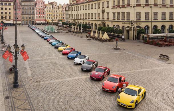 REPORTAJ: Cum a fost la petrecerea Porsche 70 de ani - Poza 2