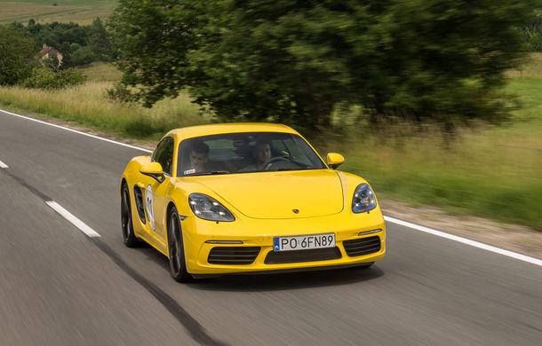 REPORTAJ: Cum a fost la petrecerea Porsche 70 de ani - Poza 10