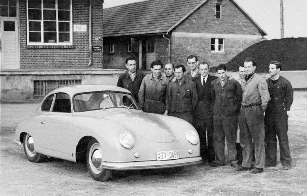 REPORTAJ: Cum a fost la petrecerea Porsche 70 de ani - Poza 35
