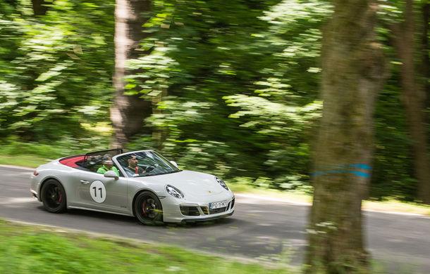 REPORTAJ: Cum a fost la petrecerea Porsche 70 de ani - Poza 17