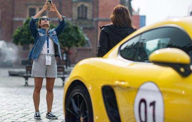 REPORTAJ: Cum a fost la petrecerea Porsche 70 de ani - Poza 9