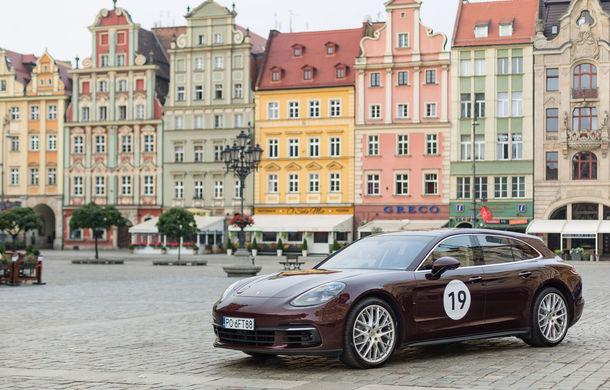 REPORTAJ: Cum a fost la petrecerea Porsche 70 de ani - Poza 5