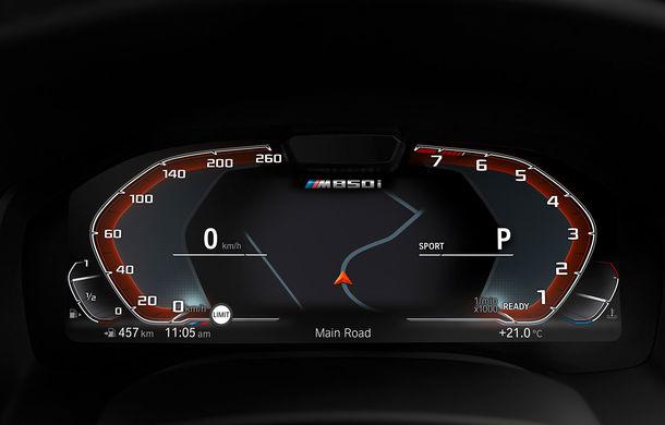BMW Seria 8 Coupe este aici: V8 pe benzină de 530 CP sau diesel de 320 CP - Poza 19