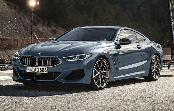 BMW Seria 8 Coupe este aici: V8 pe benzină de 530 CP sau diesel de 320 CP - Poza 16