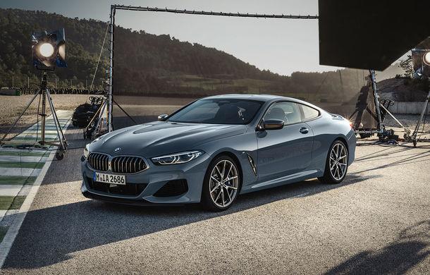 BMW Seria 8 Coupe este aici: V8 pe benzină de 530 CP sau diesel de 320 CP - Poza 10