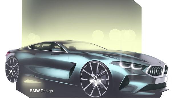 BMW Seria 8 Coupe este aici: V8 pe benzină de 530 CP sau diesel de 320 CP - Poza 29
