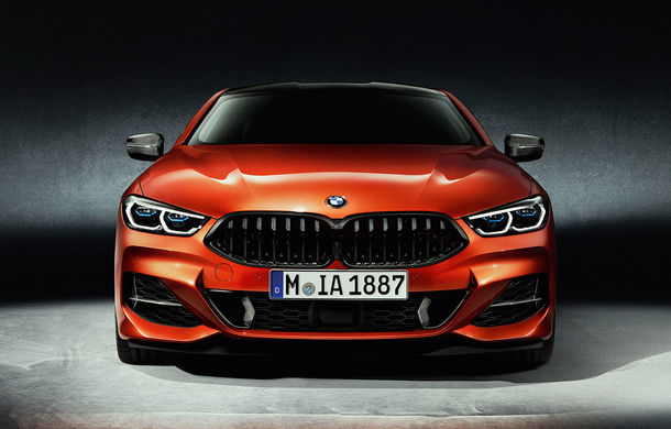 BMW Seria 8 Coupe este aici: V8 pe benzină de 530 CP sau diesel de 320 CP - Poza 3