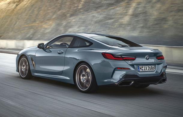 BMW Seria 8 Coupe este aici: V8 pe benzină de 530 CP sau diesel de 320 CP - Poza 15