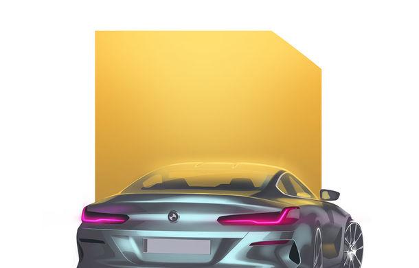 BMW Seria 8 Coupe este aici: V8 pe benzină de 530 CP sau diesel de 320 CP - Poza 30