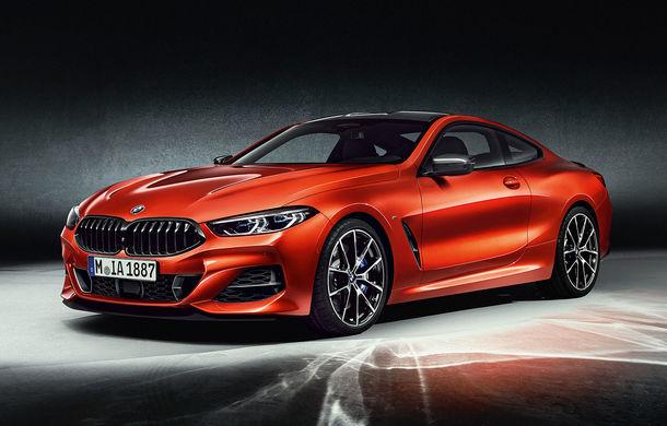 BMW Seria 8 Coupe este aici: V8 pe benzină de 530 CP sau diesel de 320 CP - Poza 1