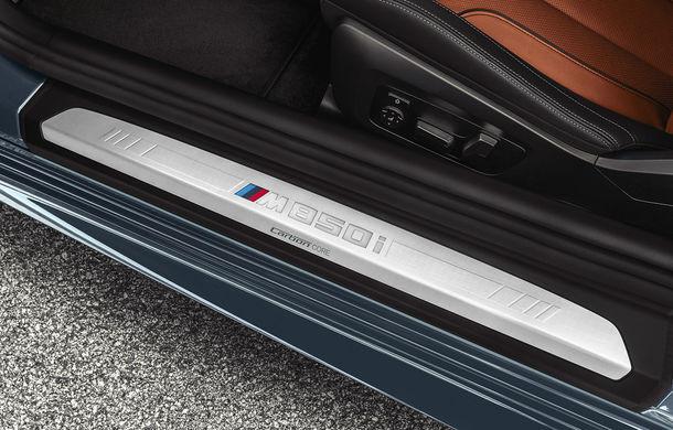 BMW Seria 8 Coupe este aici: V8 pe benzină de 530 CP sau diesel de 320 CP - Poza 20