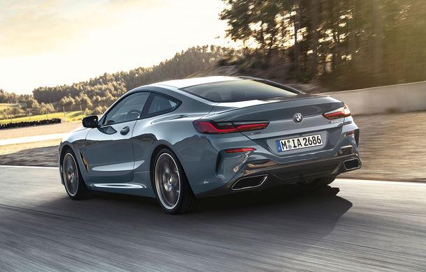 BMW Seria 8 Coupe este aici: V8 pe benzină de 530 CP sau diesel de 320 CP - Poza 14