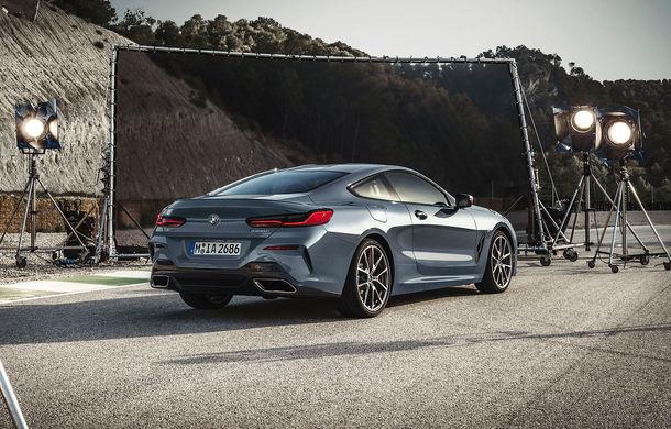BMW Seria 8 Coupe este aici: V8 pe benzină de 530 CP sau diesel de 320 CP - Poza 17