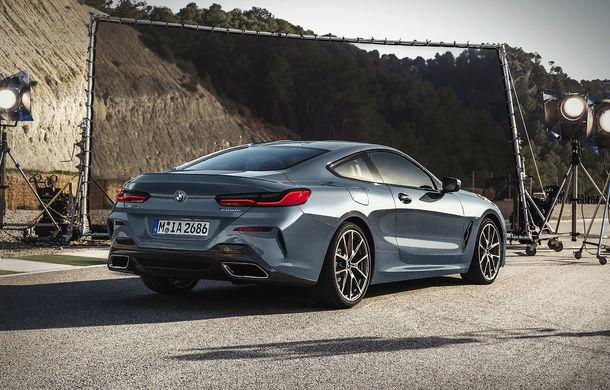 BMW Seria 8 Coupe este aici: V8 pe benzină de 530 CP sau diesel de 320 CP - Poza 11