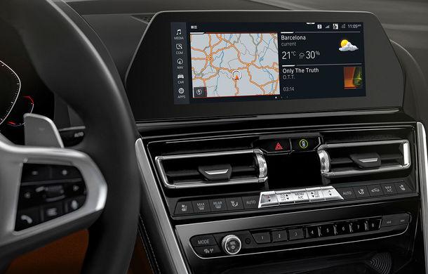 BMW Seria 8 Coupe este aici: V8 pe benzină de 530 CP sau diesel de 320 CP - Poza 21