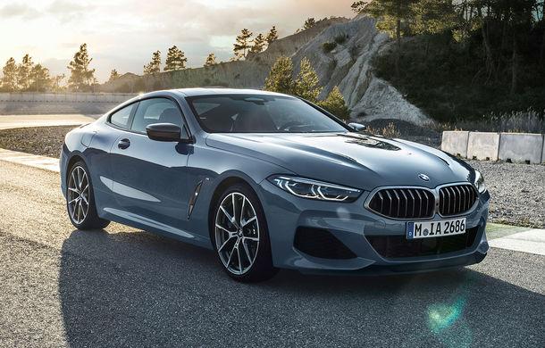 BMW Seria 8 Coupe este aici: V8 pe benzină de 530 CP sau diesel de 320 CP - Poza 6