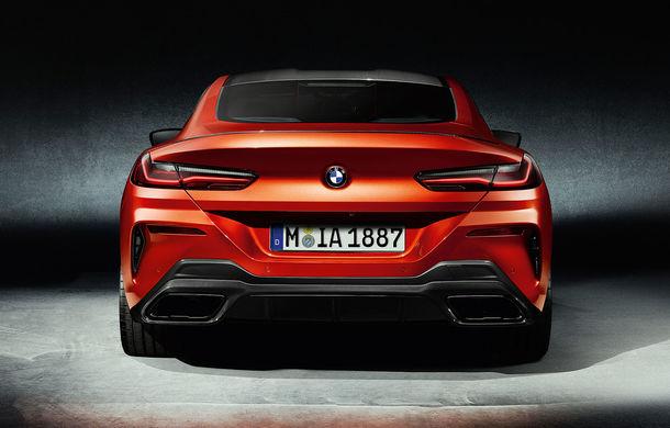 BMW Seria 8 Coupe este aici: V8 pe benzină de 530 CP sau diesel de 320 CP - Poza 4