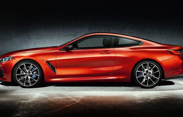 BMW Seria 8 Coupe este aici: V8 pe benzină de 530 CP sau diesel de 320 CP - Poza 5