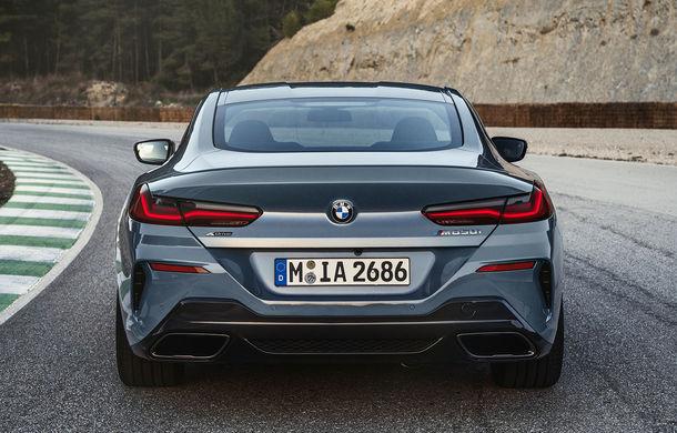 BMW Seria 8 Coupe este aici: V8 pe benzină de 530 CP sau diesel de 320 CP - Poza 8