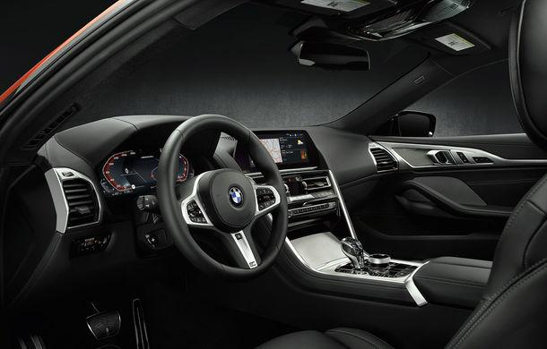BMW Seria 8 Coupe este aici: V8 pe benzină de 530 CP sau diesel de 320 CP - Poza 18