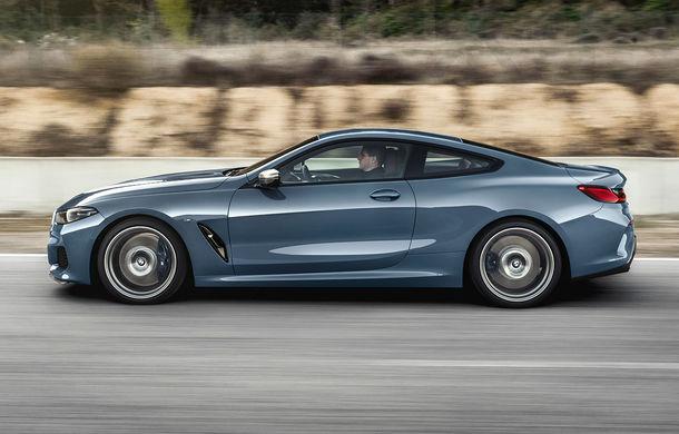 BMW Seria 8 Coupe este aici: V8 pe benzină de 530 CP sau diesel de 320 CP - Poza 13
