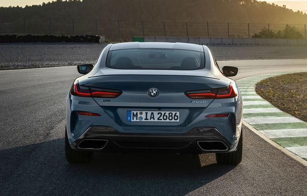 BMW Seria 8 Coupe este aici: V8 pe benzină de 530 CP sau diesel de 320 CP - Poza 7